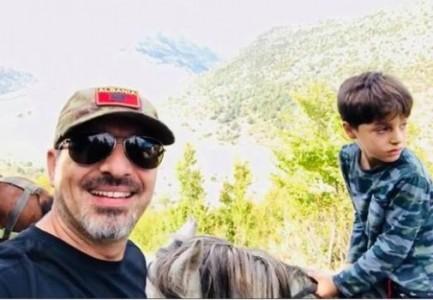 """""""Drejtësia nuk vjen po se kërkove"""", Saimir Tahiri mesazh prekës për të birin"""