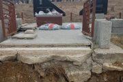 Shikoni në çfarë gjendje ndodhet varri i Shaban Polluzhës (Foto)