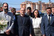 Prizren/ Homazhe për nder të 20 vjetorit të fillimit të sulmeve ajrore të NATO-s