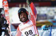 Marti, e gjetur si foshnjë që po vdiste, tash është skitare ndërkombëtare