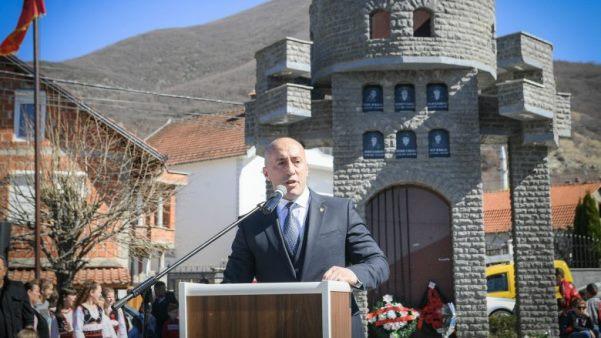 Haradinaj në Korishë të Prizenit: Ka kaluar koha kur shqiptarëve u merreshin toka