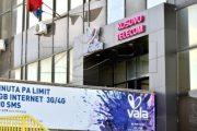 Punëtoret e PTK-së protestojnë kundër kontratës me Z-Mobile