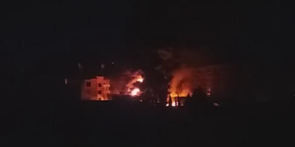 Përfshihet nga zjarri një fabrikë e plastikës në Rahovec