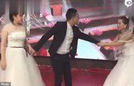 E dashura shfaqet në dasmë dhe i kërkon dhëndrit të martohet me të, nusja nuk u beson syve (FOTO LAJM)