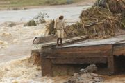 Mozambiku goditet sërish nga stuhia