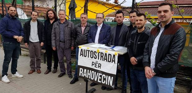 Hoti në Rahovec / Autostrada duhet të jetë në shërbim të qytetarëve