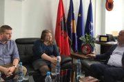 Latifi, Hochle dhe Durguti diskutuan për fuqizimin e rinisë