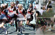 Të bukura dhe të shfrenuara, si festohet matura te vajzat ruse (FOTO LAJM)