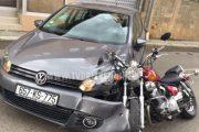 """Aksident me të lënduar në lagjen """"Tusuz"""" të Prizrenit"""