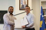 Gashi: Sportistët ambasadorët më të mirë, po na bëjnë  krenarë edhe në vendet që nuk e njohin Kosovën