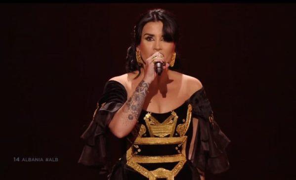 Kjo është pozita dhe pikët që ka marrë Shqipëria në Eurovision 2019