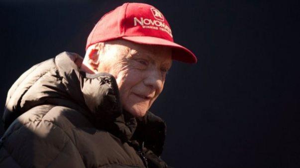 Vdiq legjenda e Formula 1, Niki Lauda