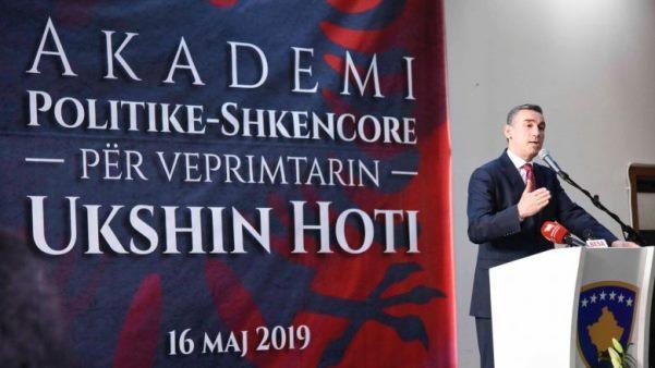 Veseli në Prizren : Shteti serb do të përgjigjet për zhdukjen e Ukshin Hotit
