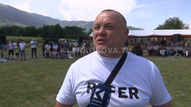 Dragash / Pehlivani i dikurshëm tani ndanë drejtësinë (VIDEO)