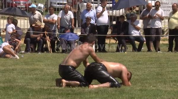 Pehlivani bullgar më i miri në Dragash (VIDEO)