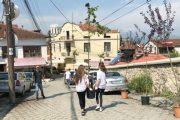 Aksion pastrimi dhe protestë në Qendrën Historike të Prizrenit