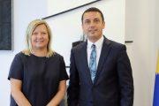 Pritet përkrahje më e madhe e Finlandës për Kosovën për fushën e Rinisë