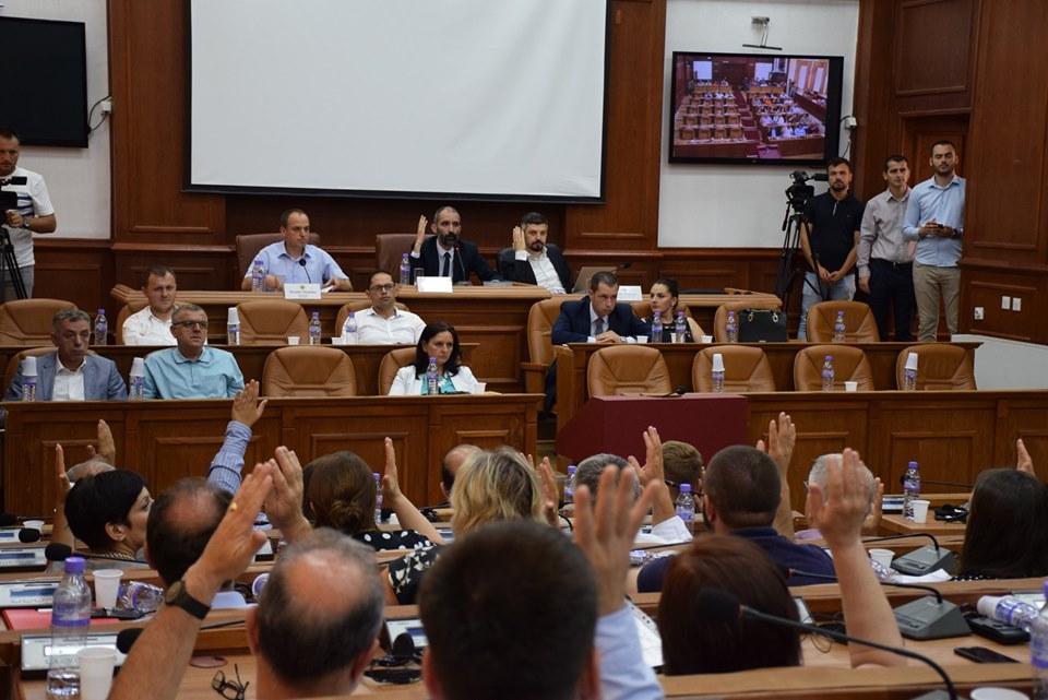 PDK braktisë Kuvendin e Prizrenit