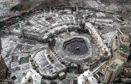 Mekë: Foto nga ajri teksa besimtarët mblidhen për ditët e fundit të Ramazanit