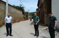 Ka filluar rregullimi i rrugës Janqist-Shkozë të Malishevës