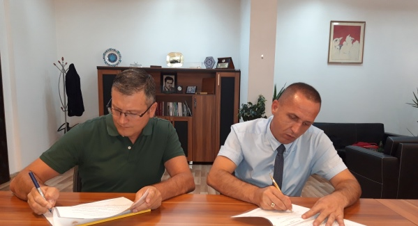 UPZ lidhë bashkëpunimin me Caritasin Zviceran