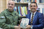 135 tituj librash të blera nga MKRS-ja donacion për FSK-në