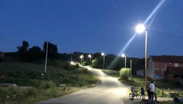 """Rregullohet ndriçimi  i rrugës """"Labinot Krasniqi"""" në Carrallukë të Malishevës"""