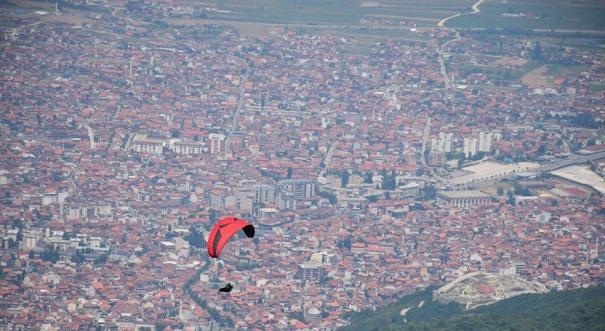 Aksidentohet për vdekje me  paragllajd një person në Prizren