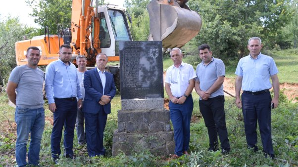 Në 100 vjetorin e masakrës së Gurbardhit, filloi rregullimi i varrezave të 22 martirëve