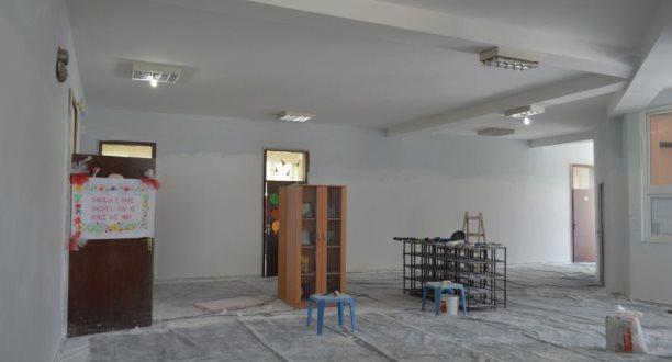 Ka filluar riparimi i 27 objekteve shkollore në Malishevë