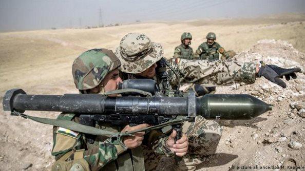Gjermania nuk do të dërgojë trupa tokësore në Siri