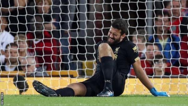 Portieri i Liverpoolit do të mungojë për disa javë