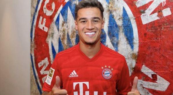 Coutinho kompleton transferimin në Bayern