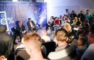 Haradinaj në Dragash: AAK-ja është deklaruar për konceptin 100 për qind shtet