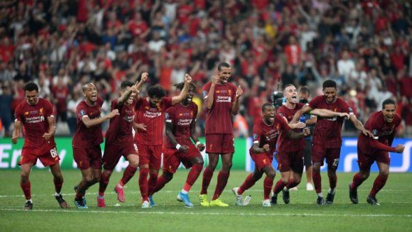 Liverpooli fitues i Superkupës së Evropës