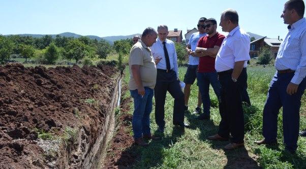 Filloi rregullimi i 1500 metrave kanalizim në Panorc