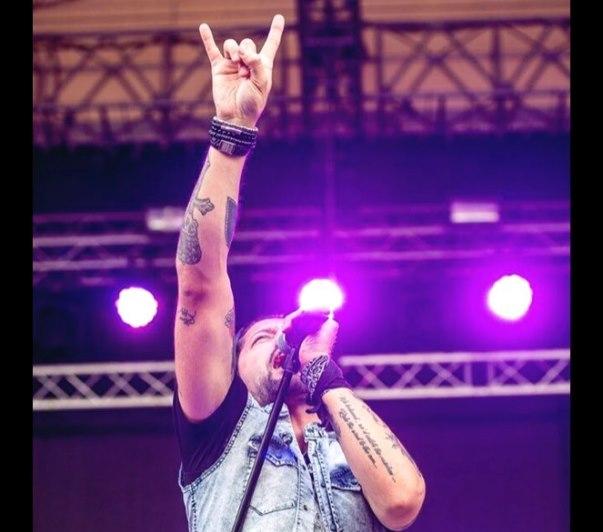 Ronnie Romero performon në Hardh Fest