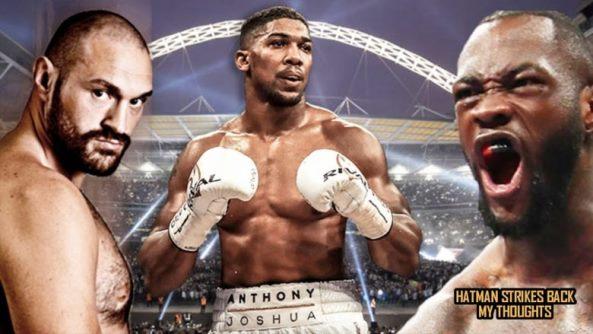 Joshua paralajmëron Wilderin dhe Furyn: Dita kur të ndaloj së boksuari është dita kur duhet të mos kenë frikë nga unë