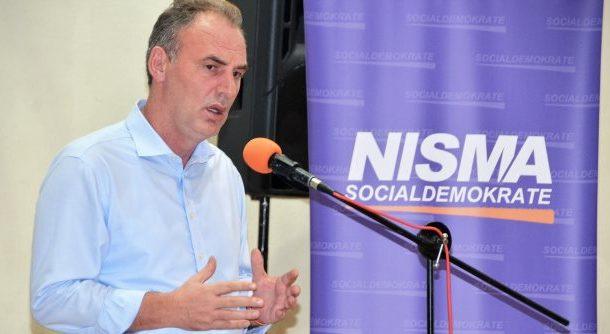 Limaj në Has: NISMA-AKR është boshti ynë politik i fitores