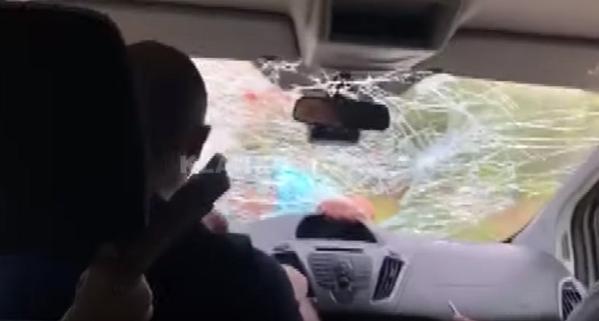 Xhirimi tmerrues i sulmit ndaj turistëve spanjollë në Shqipëri (VIDEO)