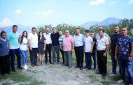 Kadri Veseli viziton familjen e heroit Tahir Sinani