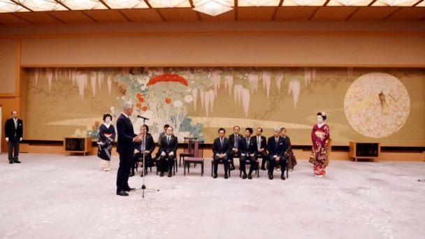 Thaçi synon që të lidhë Prizrenin me Kyoton e Japonisë