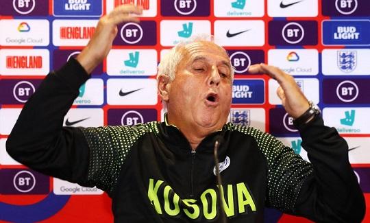 Sekreti i Përfaqësueses së Kosovës