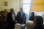 Kandidatët për deputetë të LDK-së vizituan Down Sindrom Kosova