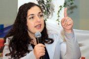 Vjosa Osmnai në Korishë të Prizrenit: Unë s'e kam keqpërdorur kurrë besimin tuaj (Foto)