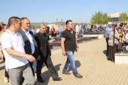 Gashi: Homazhe për të rënët, me rastin e ditës së Dëshmorëve të Prizrenit