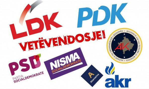 Nisma-AKR kalon pragun, por ja sa dëmtohen partitë tjera me deputetë