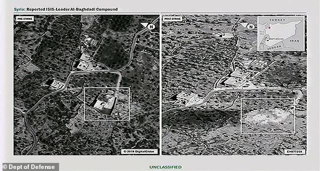 PAMJE TË JASHTËZAKONSHME / Si u sulmua dhe u eleminua lideri i ISIS, Al Baghdadi – VIDEO