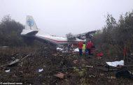 Rrëzohet një aeroplan pasi mbet pa karburant në Ukrainë, pesë persona të vdekur