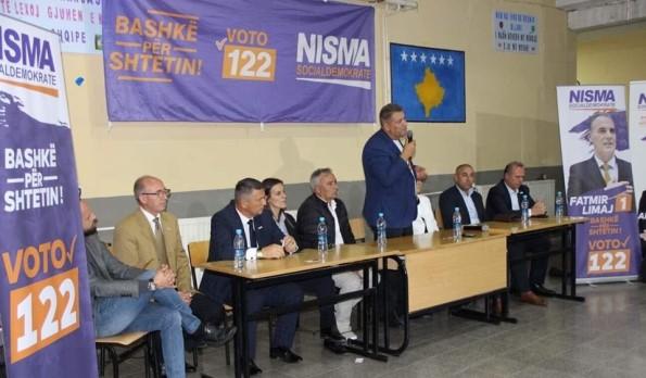 Zafir Berisha në Zhur: Vendimet e mëdha i merr vetëm Fatmir Limaj